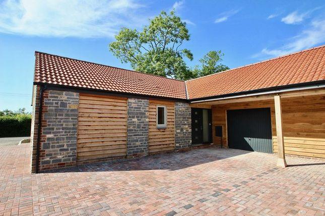 Thumbnail Detached bungalow for sale in Tuckers Lane, Baltonsborough, Glastonbury