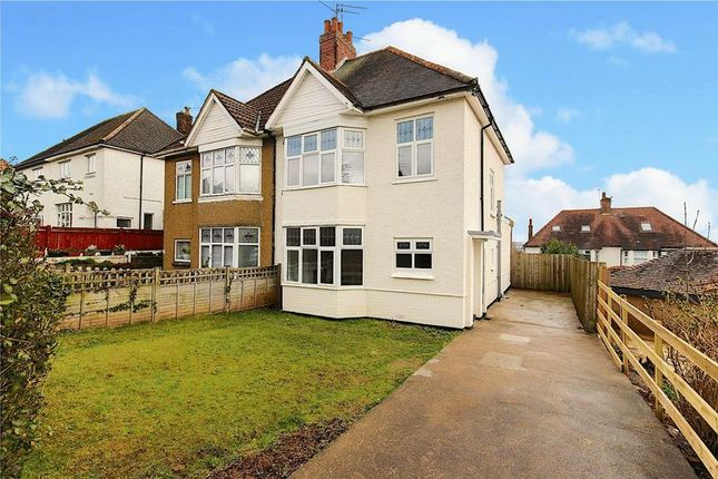 Thumbnail Semi-detached house to rent in Allt-Yr-Yn Close, Newport