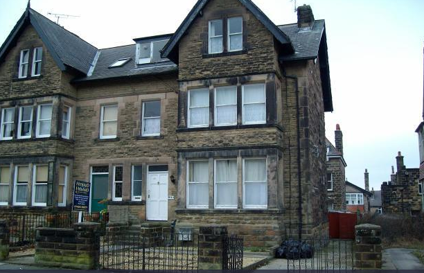 Thumbnail Flat to rent in 15 South Drive, Harrogate