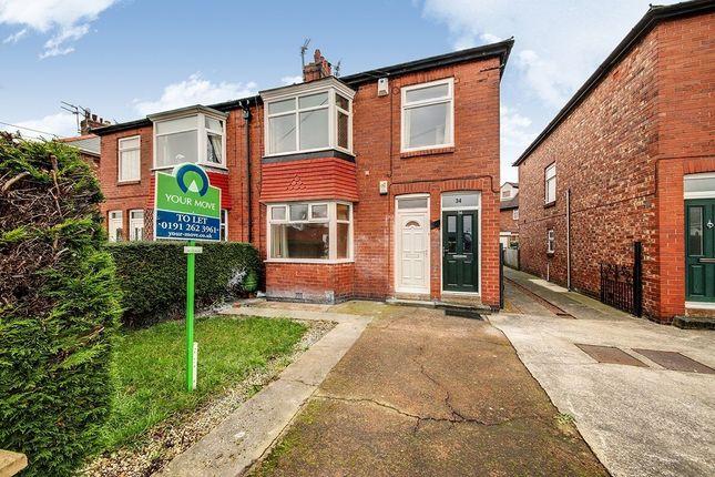 Thumbnail Flat for sale in Faldonside, Newcastle Upon Tyne, Tyne And Wear