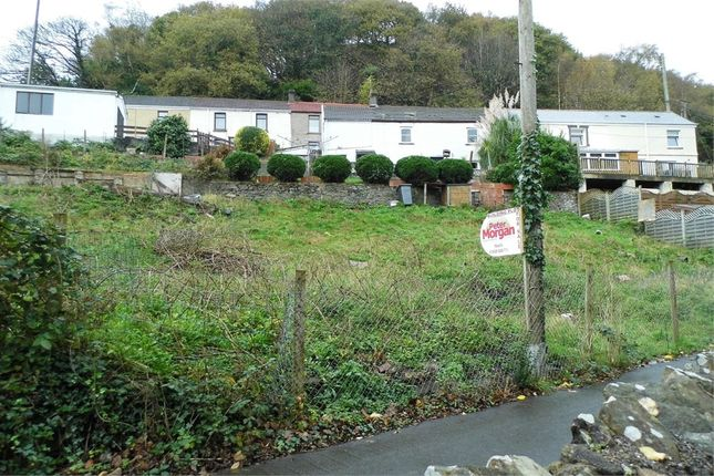 Thumbnail Land for sale in 3 The Highlands, Neath Abbey, Neath, West Glamorgan