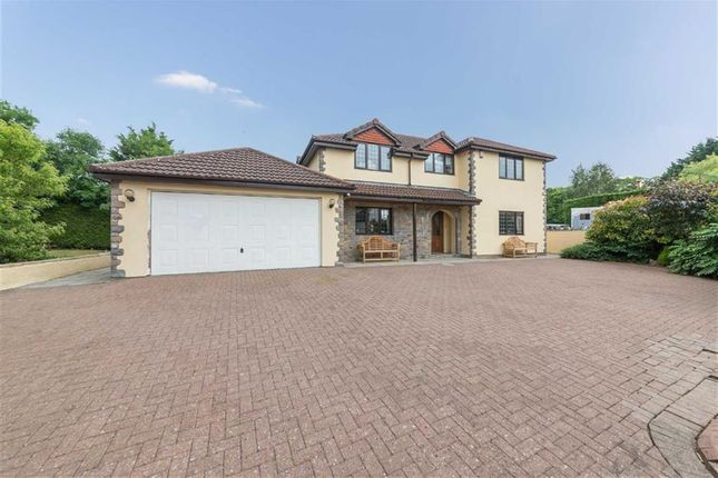 Thumbnail Detached house for sale in Manor Farm, Crick, Monmouthshire