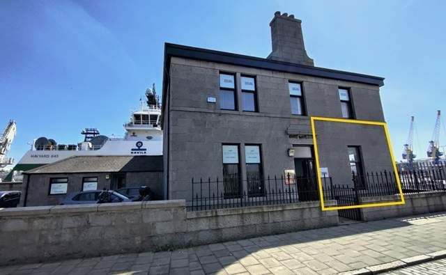Thumbnail Office to let in Dock Gate House, Waterloo Quay, Aberdeen