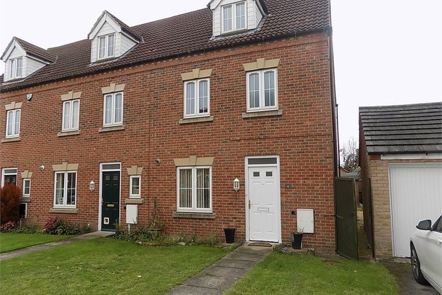 Thumbnail Semi-detached house to rent in Kensington Way, Worksop, Nottinghamshire