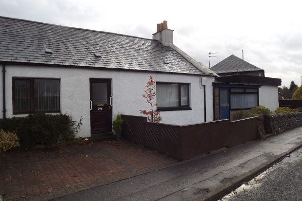 Thumbnail Cottage to rent in Stirling Street, Denny