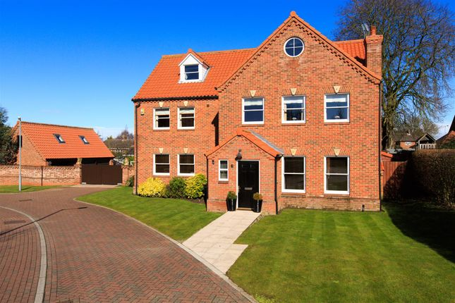 Thumbnail Detached house for sale in Old Catton, Norwich