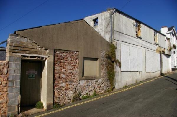 Thumbnail Land for sale in Land Adj To Laburnum Cottage, Laburnum Street, Torquay