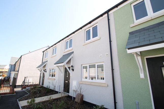 Terraced house for sale in Moyles Park, Modbury, Ivybridge