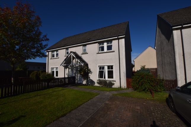Thumbnail Semi-detached house for sale in Abercairney Place, Blackford, Auchterarder