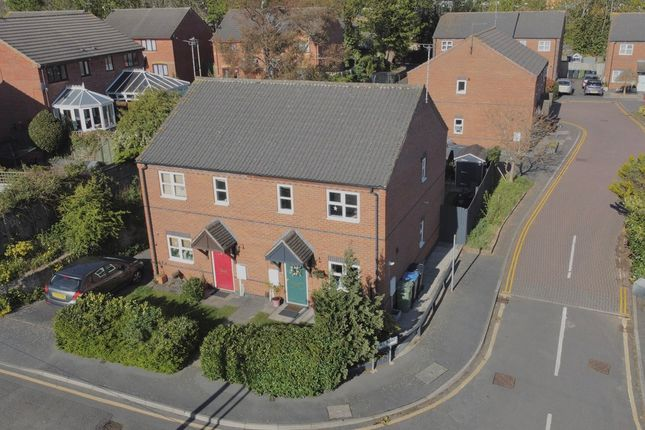 3 bed semi-detached house for sale in Mill Hill Road, Leicestershire, Market Harborough LE16