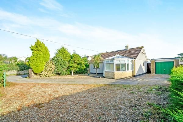 Thumbnail Detached bungalow for sale in 7 North Hill, Blackwater, Truro, Cornwall