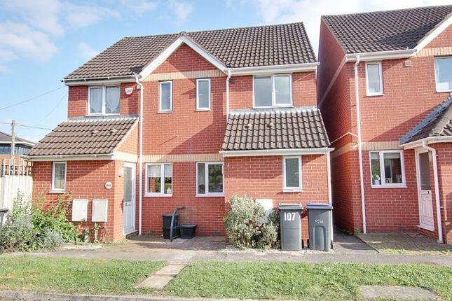 2 bed semi-detached house to rent in Mortimer Street, Trowbridge BA14