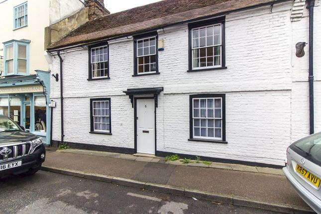 Thumbnail Property for sale in High Street, Sturry, Canterbury