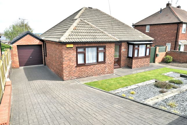 Thumbnail Detached bungalow for sale in Fitzwilliam Street, Swinton, Mexborough