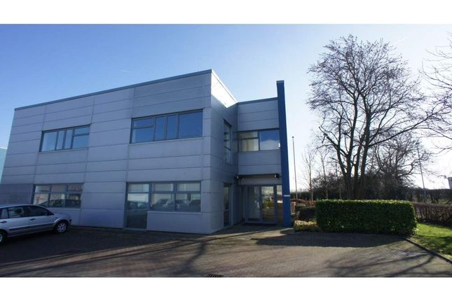 Thumbnail Office for sale in Unit 18 Ergo Business Park, Swindon