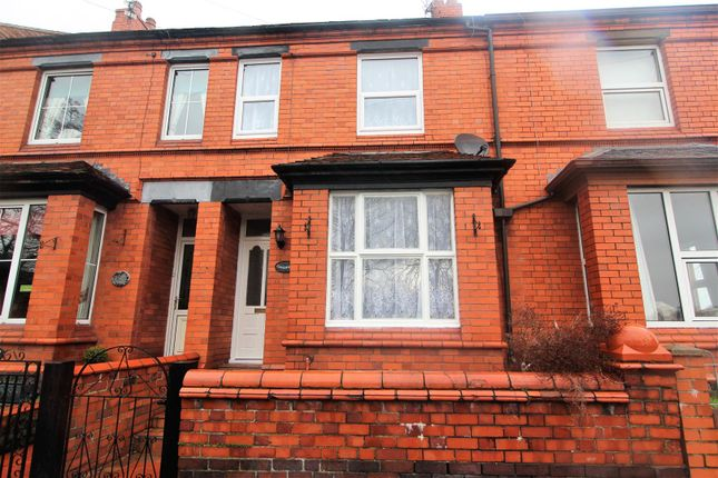 Thumbnail Terraced house to rent in Liverpool Road, Oswestry