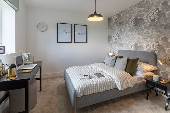 Bedroom 3 of Plot 135 - The Burnham, Sheerlands Road, Finchampstead RG40