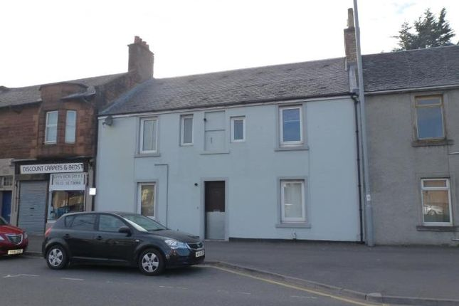 Thumbnail Flat to rent in New Road, Ayr, Ayrshire