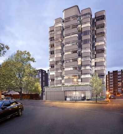 Thumbnail Flat for sale in St Johns Wood, London