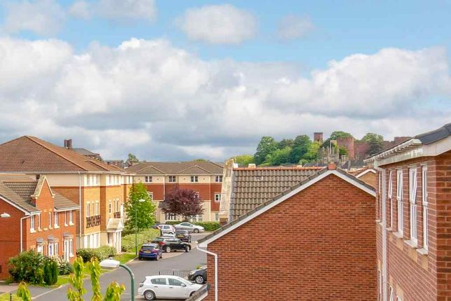 Thumbnail Flat for sale in Greenfields Gardens, Shrewsbury