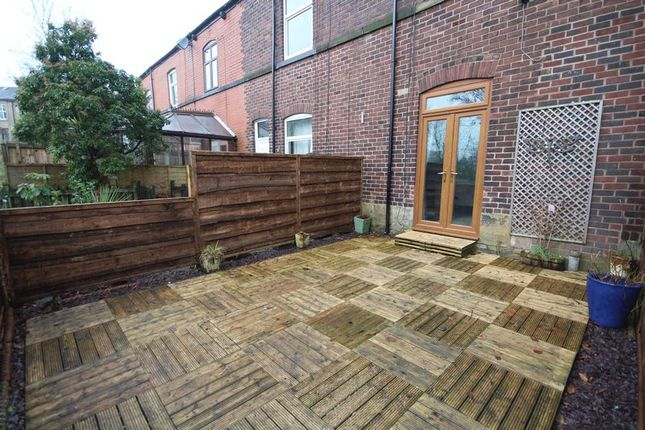 Thumbnail Cottage to rent in The Ormrods, Birtle, Bury