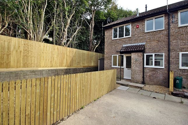 Thumbnail Semi-detached house for sale in Cherry Tree Walk, Talbot Green, Pontyclun, Rhondda, Cynon, Taff.