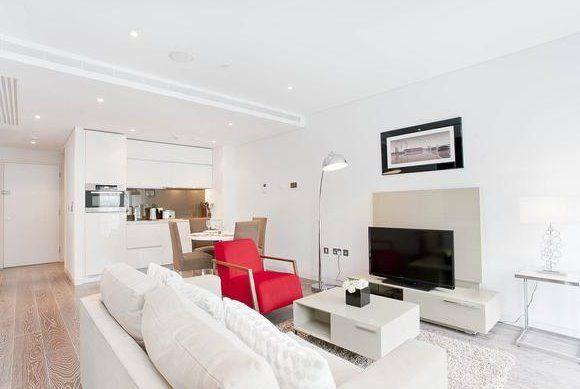 Thumbnail Flat to rent in Marconi House, 335 Strand, Strand