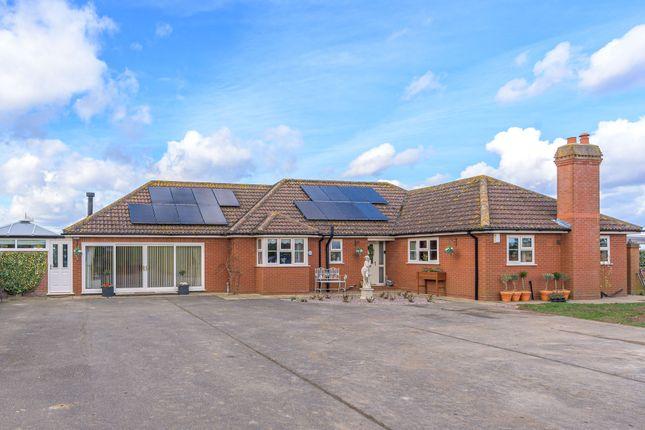 Thumbnail Detached bungalow for sale in Cottage Homes, Newlands Road, Surfleet, Spalding