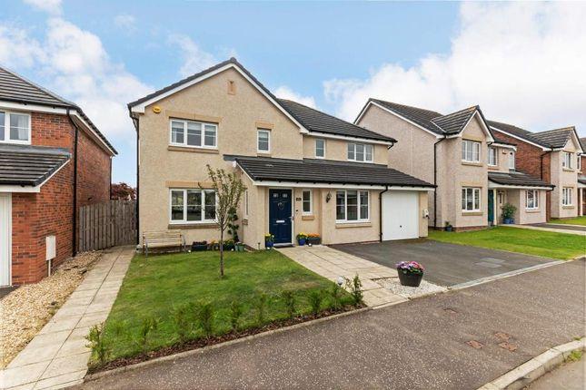 Thumbnail Detached house for sale in Eilston Loan, Kirkliston, Midlothian