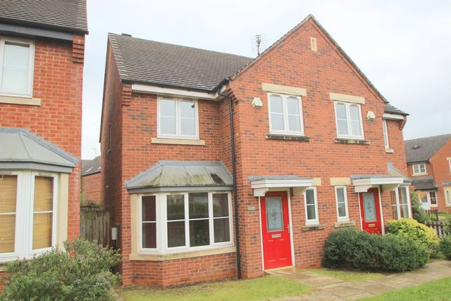 Thumbnail Semi-detached house for sale in Hill View, Stratford-Upon-Avon