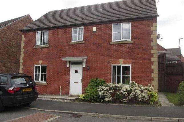 4 bed detached house for sale in 2 Doncaster Close, Moorside, Oldham