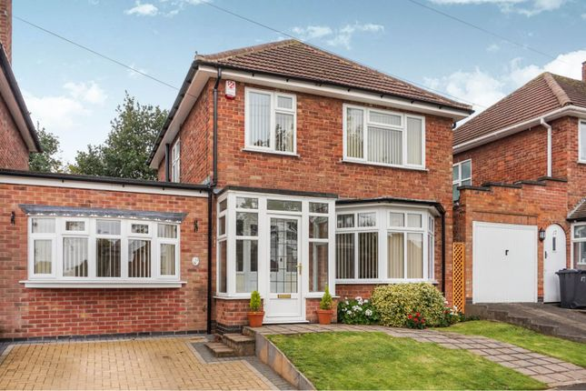 Thumbnail Detached house for sale in Chorley Wood Road, Evington