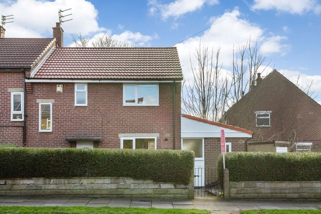 Thumbnail End terrace house for sale in Tarvin Avenue, Stockport