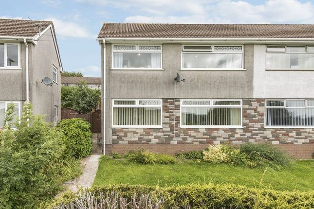 Thumbnail Property to rent in Cleveland Drive, Risca, Newport