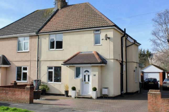 Thumbnail Semi-detached house for sale in Blighmont Crescent, Southampton
