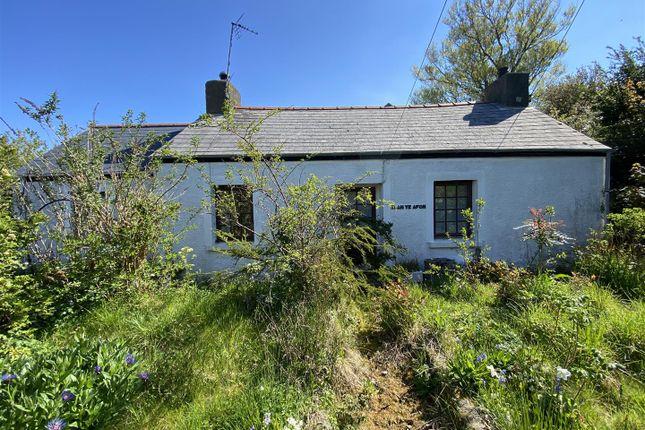 Thumbnail Cottage for sale in Glan Yr Afon, Tower Hill, Brynhenllan, Dinas Cross
