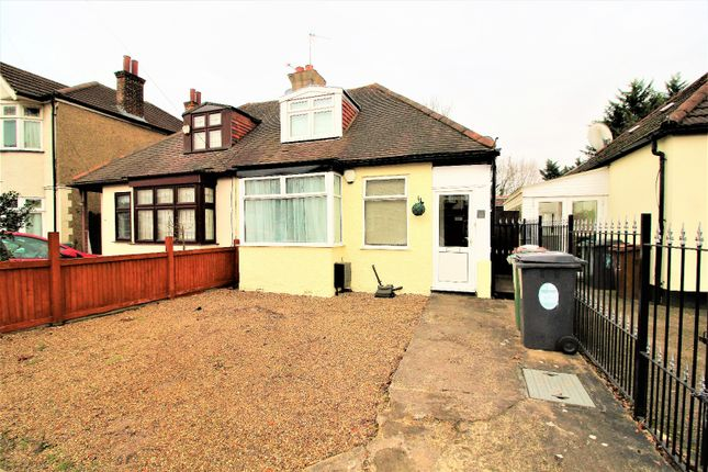 Thumbnail Bungalow for sale in Chingford Avenue, Chingford