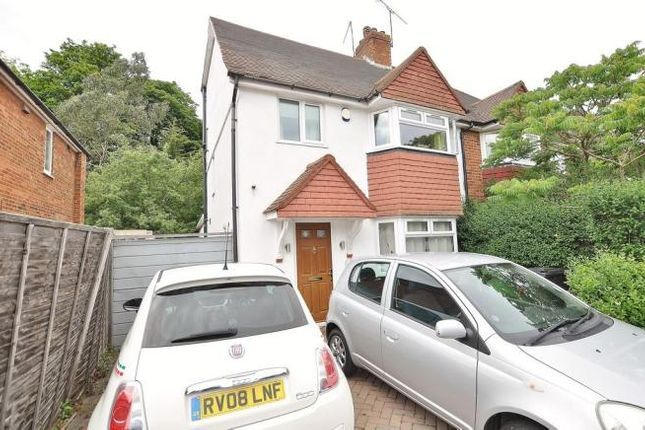 Thumbnail Semi-detached house to rent in Beech Grove, Guildfod