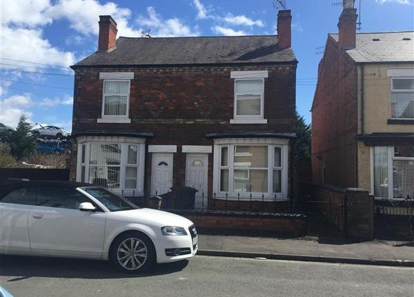 Thumbnail Semi-detached house to rent in Osmaston Street, Sandiacre, Nottingham