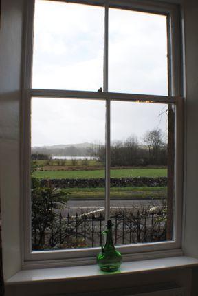 View Point of Parton Village, Parton, Castle Douglas DG7