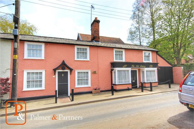 Thumbnail End terrace house for sale in Brook Street, Glemsford, Sudbury