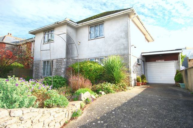 Thumbnail Detached house for sale in St. Margarets Road, St. Marychurch, Torquay