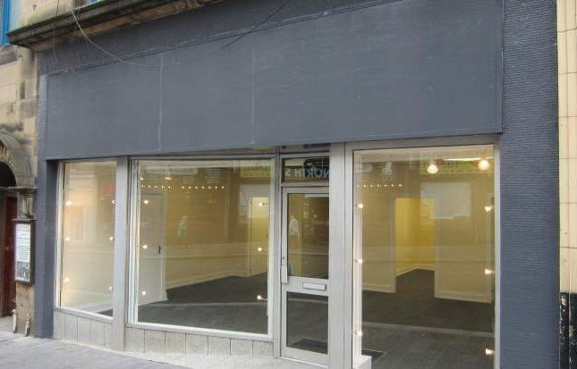 Thumbnail Retail premises to let in Vicar Street, Falkirk