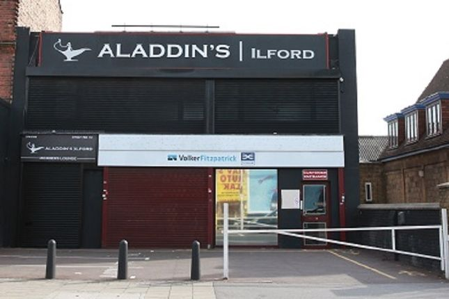 Thumbnail Leisure/hospitality to let in High Road, Ilford, Essex