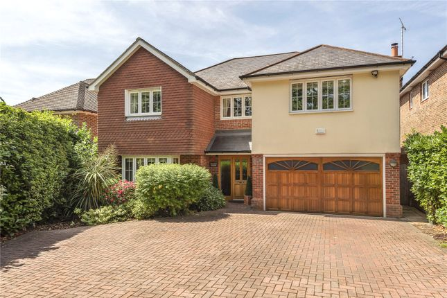 Thumbnail Detached house for sale in School Lane, Stoke Poges, Buckinghamshire