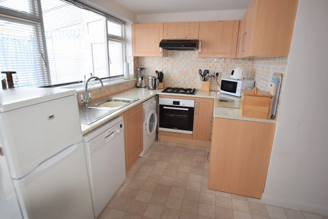 Kitchen of Coast Road, Pevensey Bay BN24