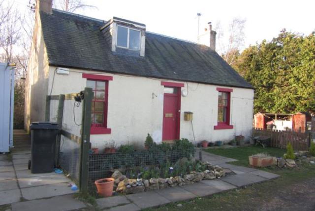 Thumbnail Cottage to rent in Aikendean Farm, Gorebridge