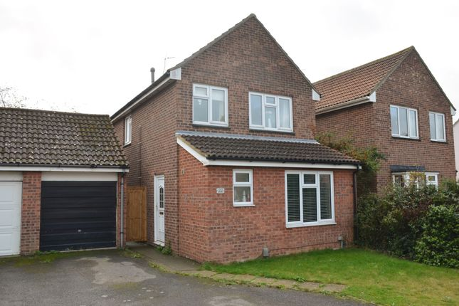 3 bed detached house for sale in The Josselyns, Trimley St. Mary, Felixstowe IP11