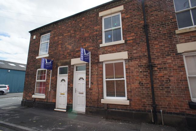 Thumbnail Terraced house to rent in Fox Street, Derby