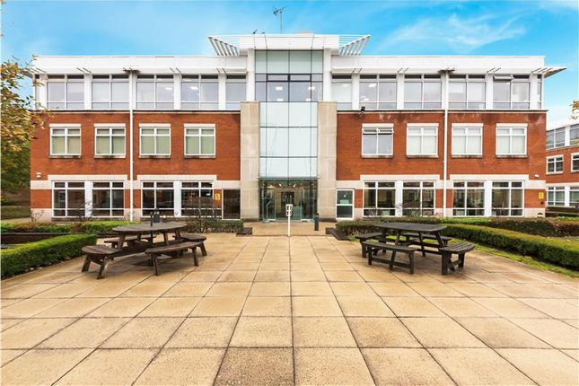 Office to let in Spaces (Regus), Chalfont Park, Gerrards Cross, Buckinghamshire